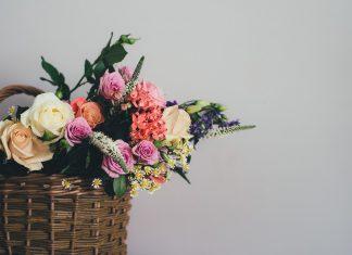 בחירת פרחים צבעוניים לאירועים
