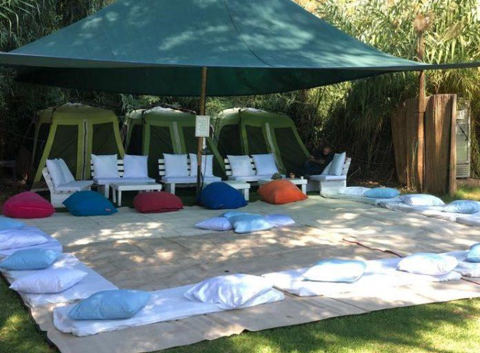 אוהל לאירוע